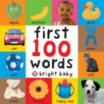 Roger Priddy First 100 word book