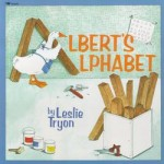 Book cover of Albert's Alphabet