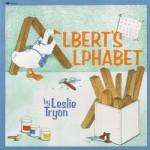 Book cover of Albert's Alphabet