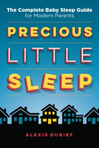 Precious Little Sleep Book Cover