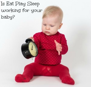 eat play sleep and your baby