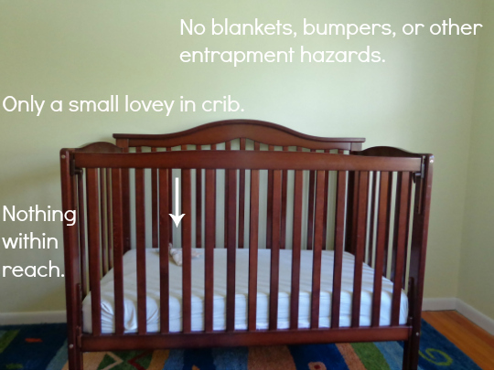 Is Your Crib As Safe As You Think Precious Little Sleep