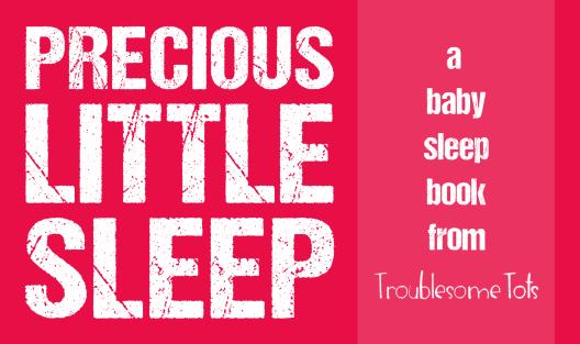 Precious Little Sleep - the book